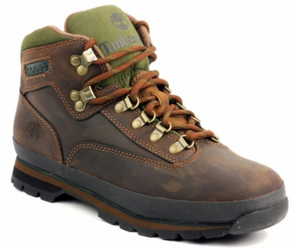 Timberland Classic Leather Euro Hiker Boots (95100023)