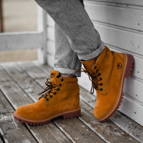 Timberland Military Ginger Womans Boots
