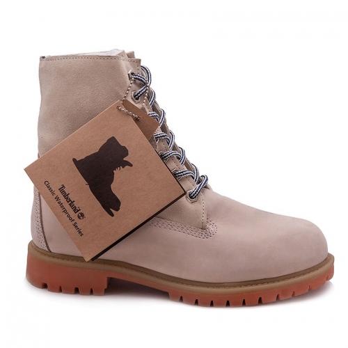 Timberland Jayne Waterproof Fleece Fold-Down Boots (A1SGB838-1)
