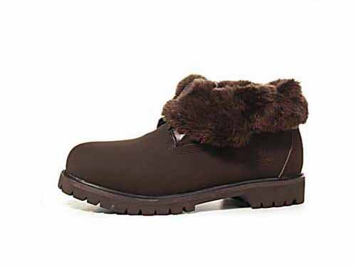 Timberland Roll-Top Boots Fur (S601962)