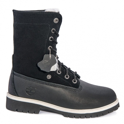 Timberland Jayne Waterproof Fleece Fold-Down Boots Fur (A1SGK015)