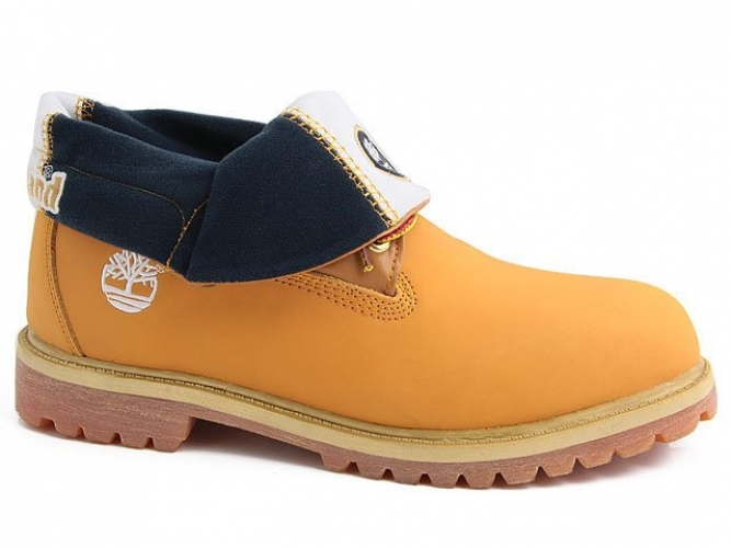 Timberland Roll-Top Boots (S601961)