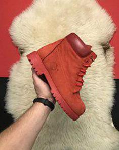 Timberland 6-Inch Premium Waterproof Boots Fur (A22Z6601)