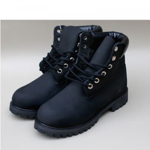 Timberland 6-Inch Classic Fullblack Boots