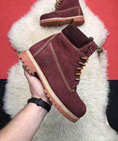 Timberland 6-Inch Bordeux Boots Fur (42386-1)