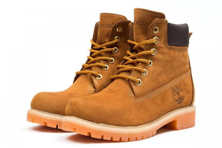 Timberland 6-Inch Premium Waterproof Internal Wedge Boots (8226A231-1)