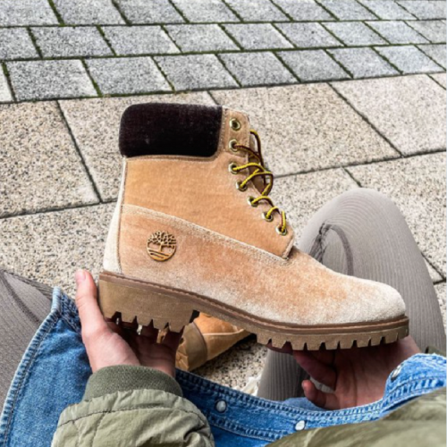Timberland x Off-White Ginger Termo  Boots