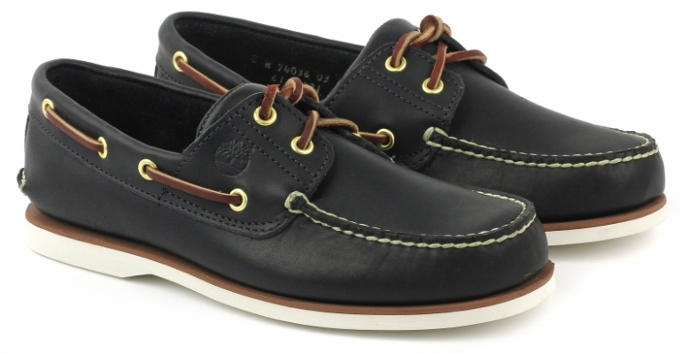 Timberland Classic Boat (74036)