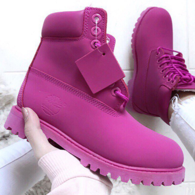 Timberland 6-Inch Mono Violet Boots