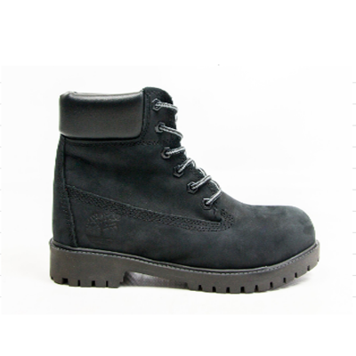 Timberland 6-Inch Fullblack Boots