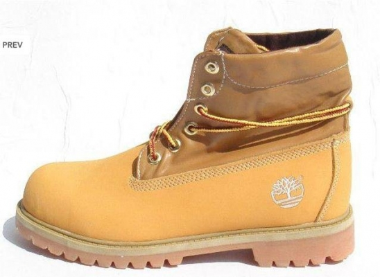 Timberland Roll-Top Boots (S601915)