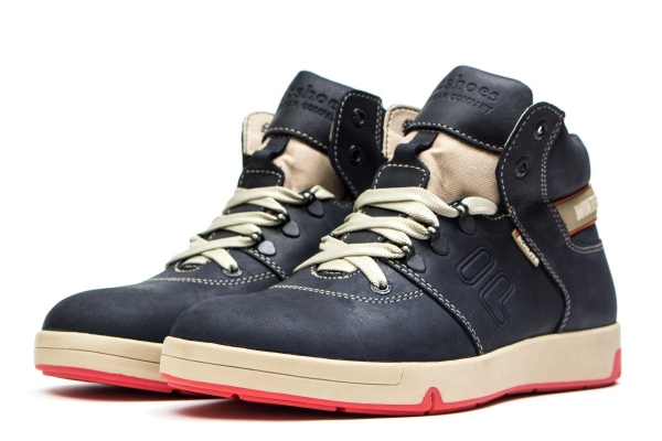 Timberland Brooklyn City Logo Sneakers (D30612)