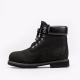 Timberland 6-Inch Fullblack Boots Fur